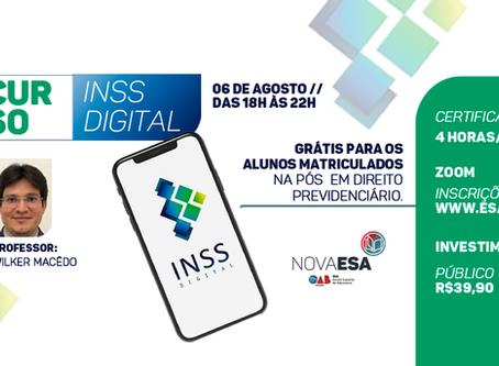 Curso INSS Digital