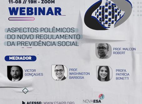 Aspectos Polêmicos do Novo Regulamento Da Previdência Social