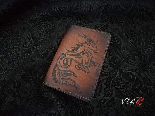 """Паспортная обложка """"Козерог"""""""