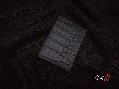 Паспортная обложка с тиснением Кайман