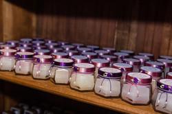 Arte para velas aromatizadas