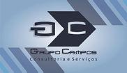 Cartão de Visita Grupo Campos