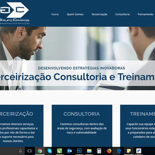Site Grupo Campos