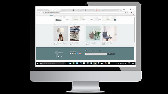 e-commerce responsivo