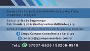 Cartão de Vista Grupo Campos