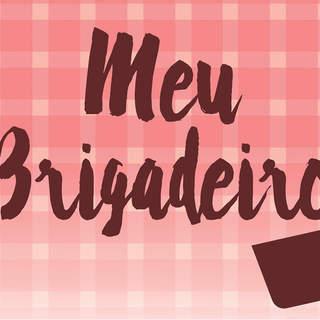 Logotipo Meu brigadeiro