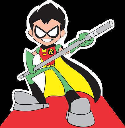 Arte para Display Robin