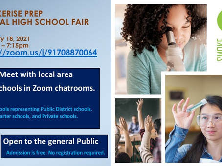 Virtual High School Fair