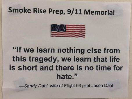 SRP Commemorates 9-11