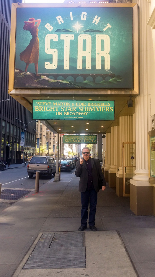 Cort Theater - Bright Star, Broadway
