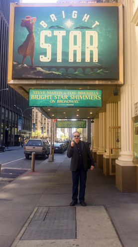 Cort Theater - Bright Star, Broadway