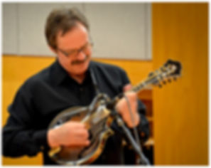 Wayne Fugate, mandolin - in concert at West Point