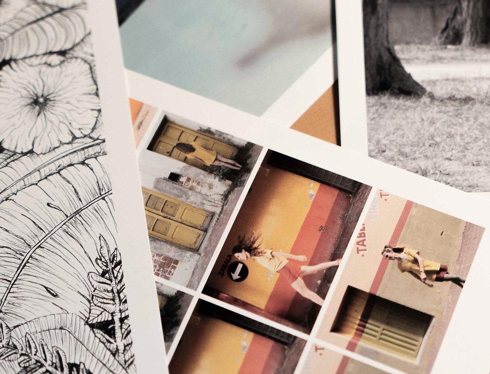 Postcards edición n1