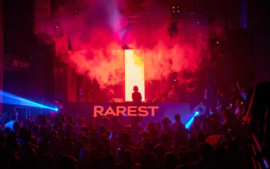 Rarest / 08 de noviembre / Jagger House