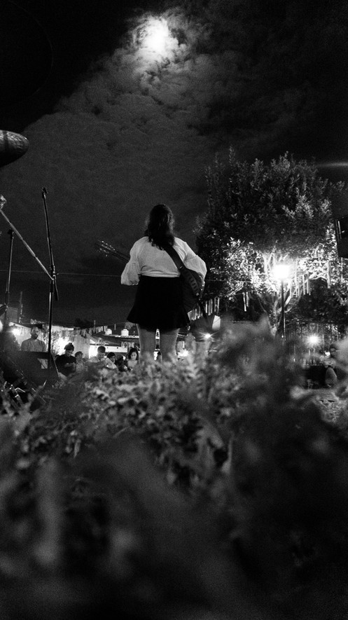 Cantando en el Jardin / 6 de marzo