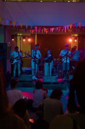 Festigauch suite / 20 de noviembre / Casa de la Cultura
