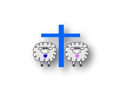 logo come pecore in mezzo ai lupi