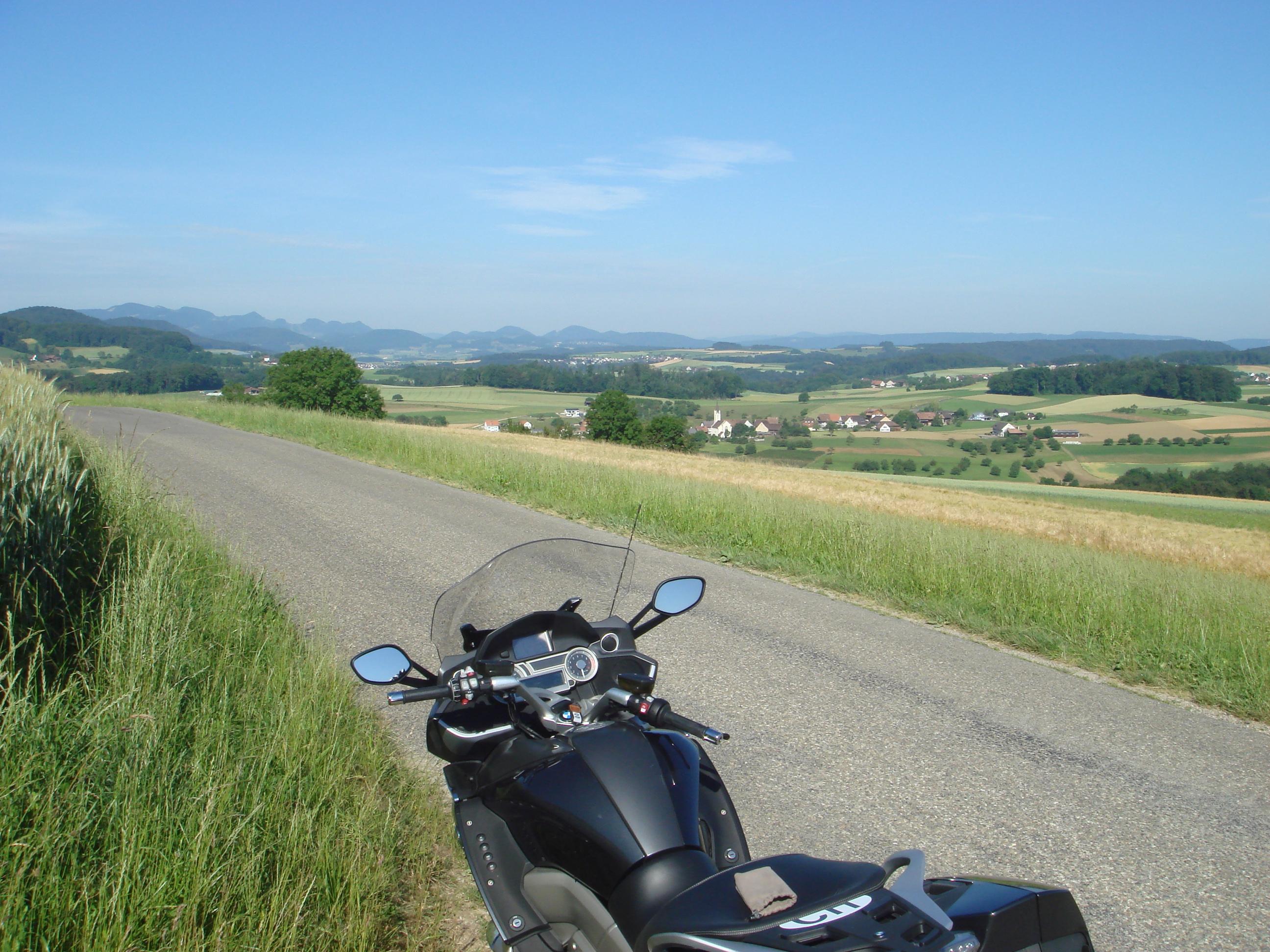 Doubs 2014 3 Anfahrt