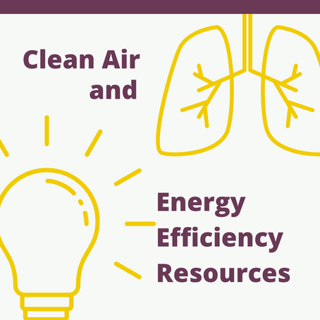 Clean Air and Energy Efficiency Resources
