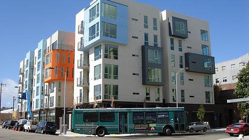Oakland-Waterfront District  Housing3.JP