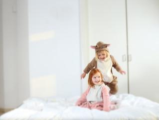 האלף-בית של עיצוב חדרי ילדים !  שישה שלבים לריהוט החדר!