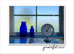 Peaceful Places - Garden Shed