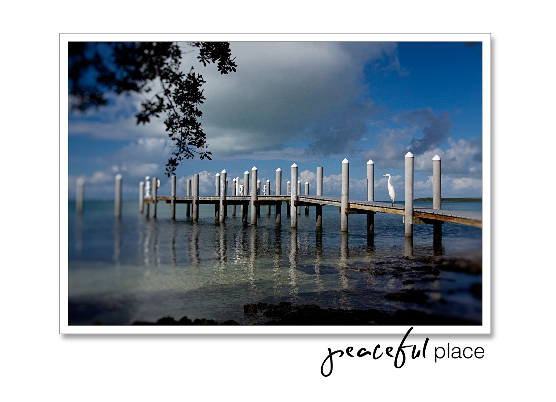Peaceful Places - Isamorada