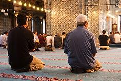 La oración de la tarde