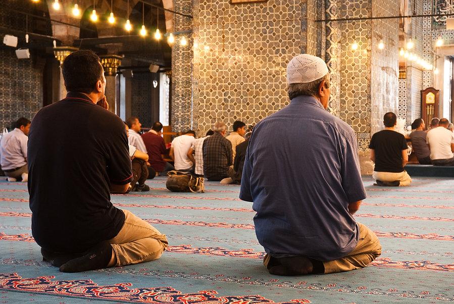 Oração da tarde
