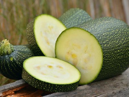 Zucchanoush (a zucchini Baba Ganoush)