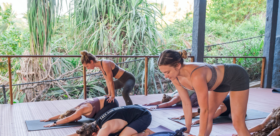 Yoga Retreat with Jenny & Emily