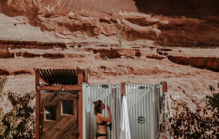 Camp Wanderlost Moab