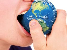 我們的胃口如何改變了地球環境?