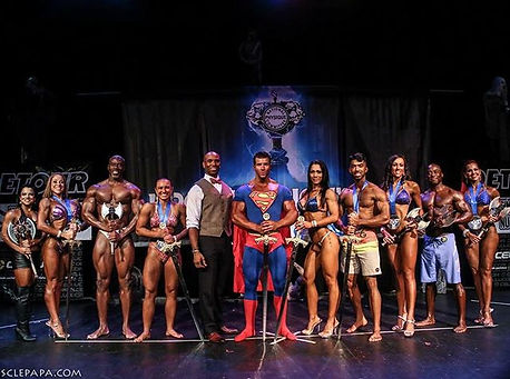 November 1st. A new day, a new beginning. Yesterday was the 1st NPC Champions Cup and if I