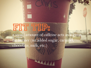 Caffeine As a Fat Burner