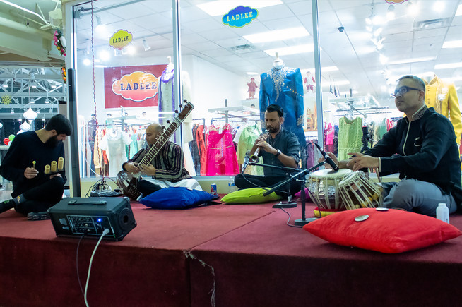 The Global Mall is the first indoor South Asian Mall in North America. Its restaurants, shops, and performances celebrate the many cultures that call Norcross home.