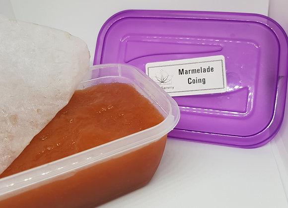 Marmelade Coing