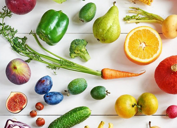 Legumes au vinaigre - 390ml