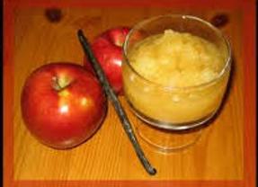 Confiture Pomme Vanille