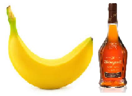 Confiture Banane Cognac