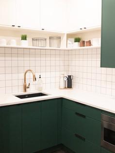 Office style kitchen