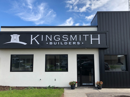 Kingsmith Builders Office