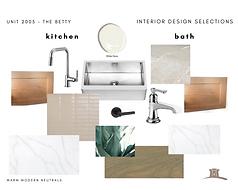 Betty - 2005 - Interior Design Selection