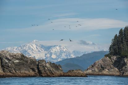 Blue Sky Alaska