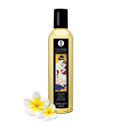 Shunga Olio da Massaggio Monoi