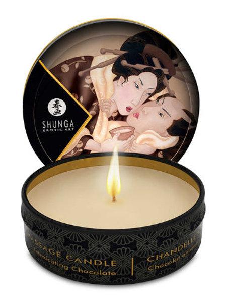 Shunga Candela da Massaggio Cioccolato