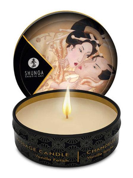 Shunga Candela da Massaggio Vaniglia