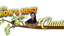 IN THE CROW'S NEST with...CHANTAL