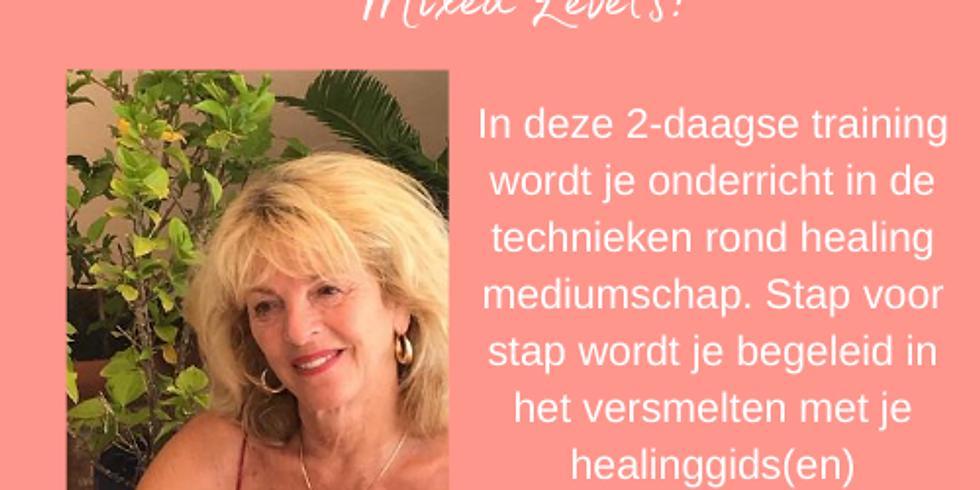 Cursus Healing Mediumschap (vol, wachtlijst mogelijk)
