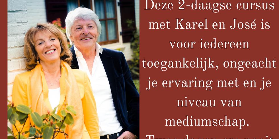Mediumschap met Karel en José (VOL)